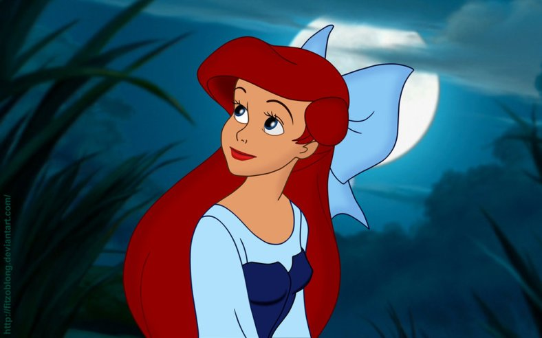 ariel_the_little_mermaid_2_by_fitzoblong-d3el483
