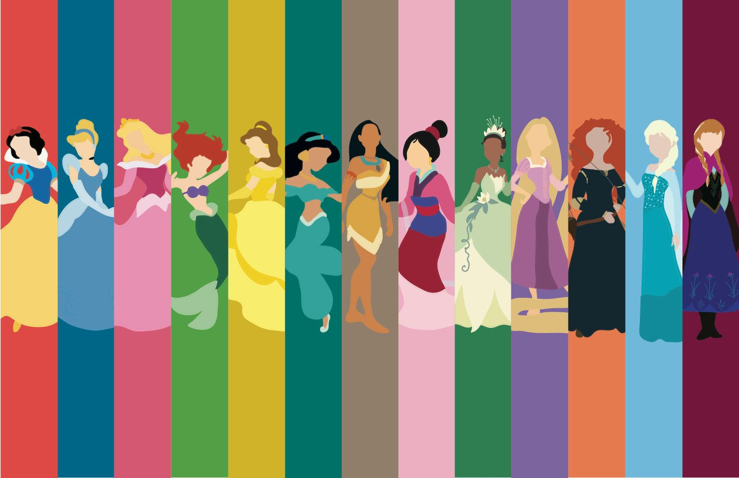 Image result for disney princesses