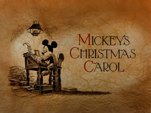 Mickey's Christmas Carol Movie Poster